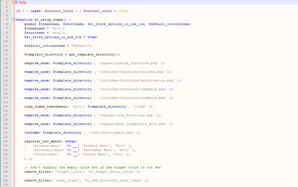 Sample PHP